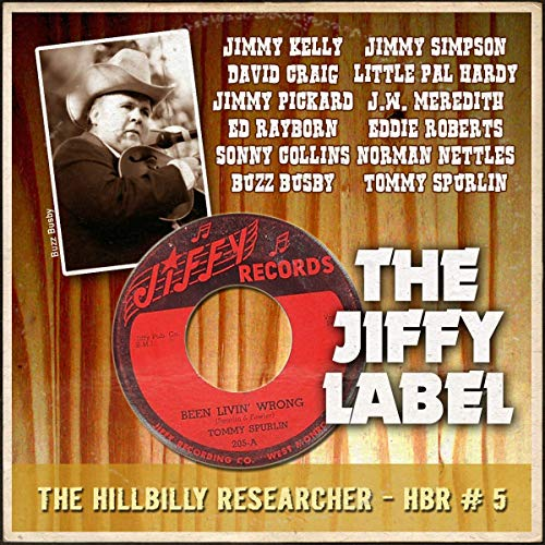 Hillbilly Researcher # 05 - The Jiffy Label