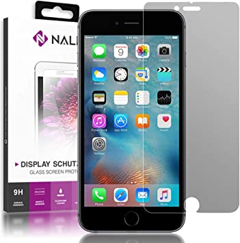 NALIA Privacy Glass Compatible con Apple iPhone 6 Plus / 6S Plus ...