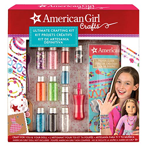 Fashion Angels American Girl 24109 Ultimate Crafting Kit ()