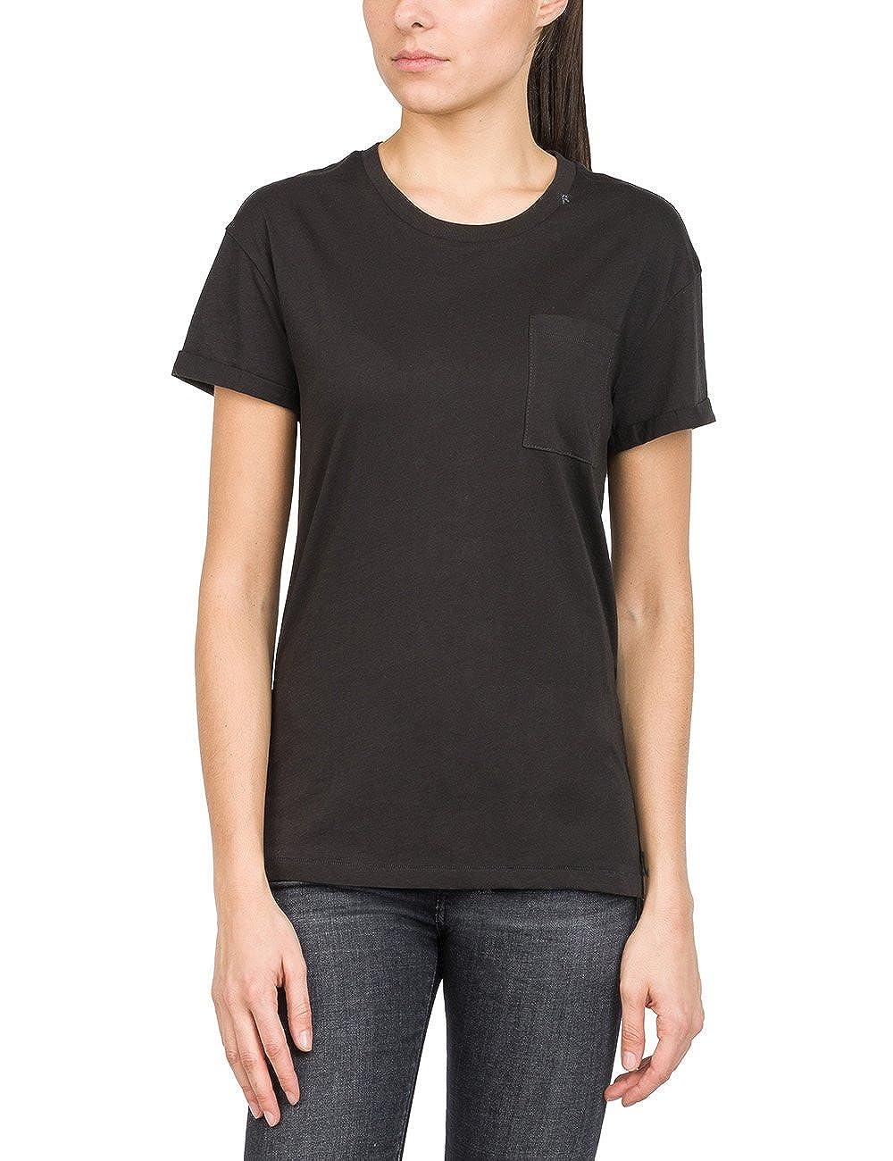 TALLA M. REPLAY Camiseta para Mujer