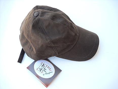 Fratelliditalia Cappello Cappellino Berretto Caccia Visiera Baseball  Impermeabile Cerato Uomo fa21a8ecc8fc