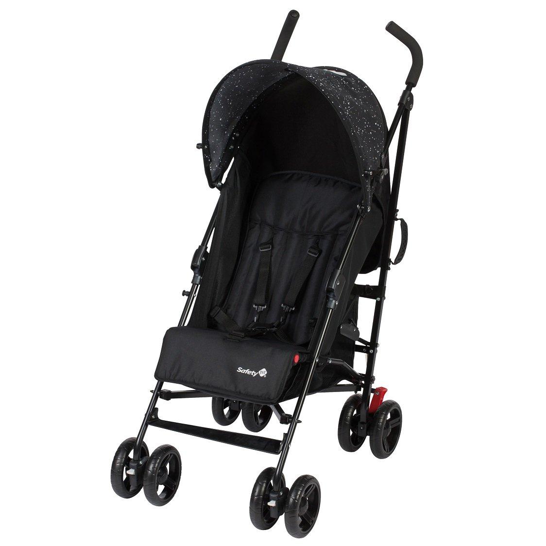 Safety 1st Slim - Silla de paseo ligera, color Splatter Black Dorel 1132323000
