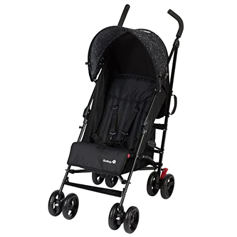 Safety 1st Slim - Silla de paseo ligera, color Splatter Black ...