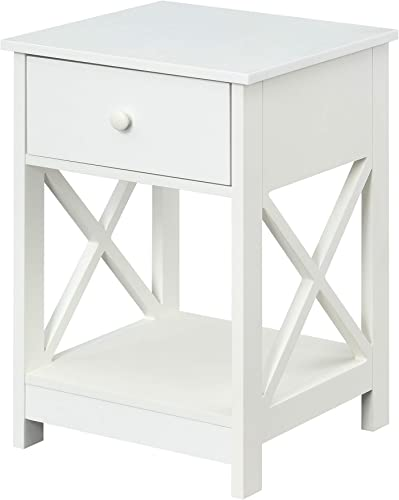 Convenience Concepts Oxford 1-Drawer End Table
