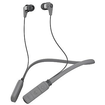 Auriculares internos inalámbricos con micrófono Skullcandy Inkd, cromo