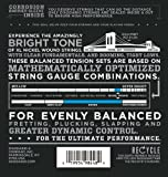 D\'Addario EXL170BT Nickel Wound Bass Guitar Strings, Balanced Tension Light, 45-107