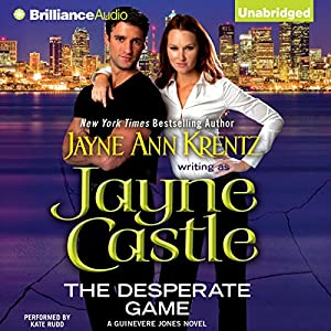 The Desperate Game Audiobook