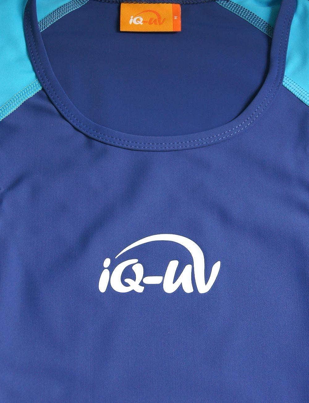 per Maglietta IQ-Company Maglietta da Donna 300/UV Taglio Regular