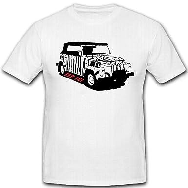 Damen T-Shirt mit Kübel Typ 181// VW Kübel T Shirt Kübel 181 Shirt