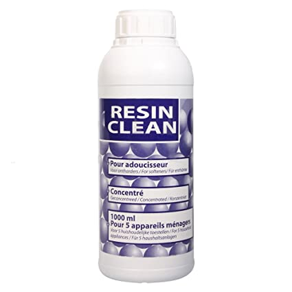 Resin Clean 1 Litre Resin Cleaner for Water Softening Plants