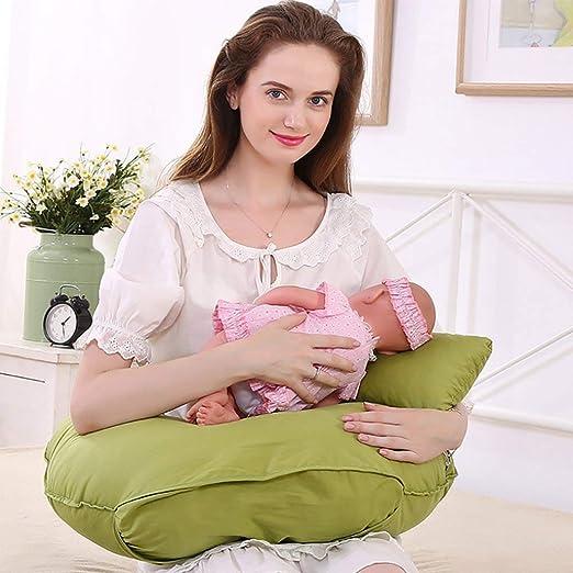 Almohada de embarazo Almohada para amamantar multifuncional ...