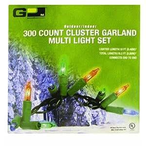 G P LTD DBX13-300002M Garland Light Set