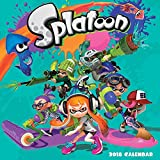 Books : Splatoon™ 2018 Wall Calendar