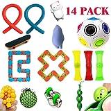 GONGYIHONG 19 Pack Sensory Fidget Toys
