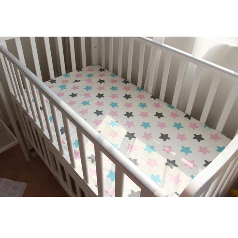 Genial Amazon.com : 100% Cotton Baby Bedding Sets Crib Bed Sheets Newborn Baby Bed  Bedspreads : Baby