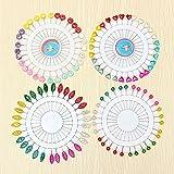 4 Set Decorating Dressmaking Pins Sewing Craft Pins Sewing Supplies // 4 conjunto decorar pasadores costura coser alfileres artesanía suministros de c