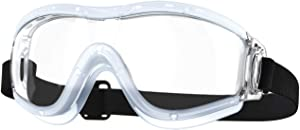 Mpow Safety Goggles with Clear, Anti Fog, Anti Scratch and UV Protection