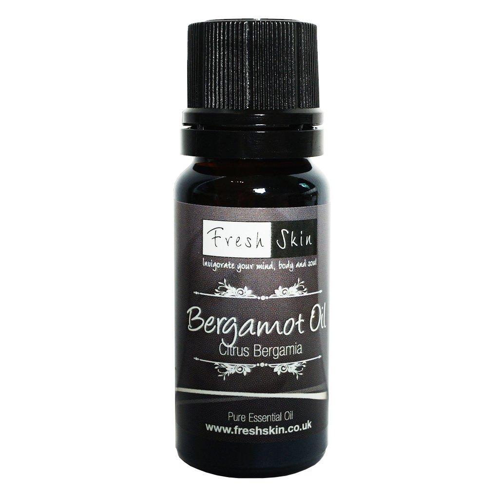 10ml Bergamot Pure Essential Oil FreshSkin