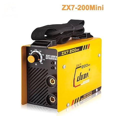 Enbeautter Whole Copper MINI Welder 170V-260V IGBT Portable Welding Inverter MMA ARC ZX7-200 Welding Machine (USZX7-200mini) - - Amazon.com