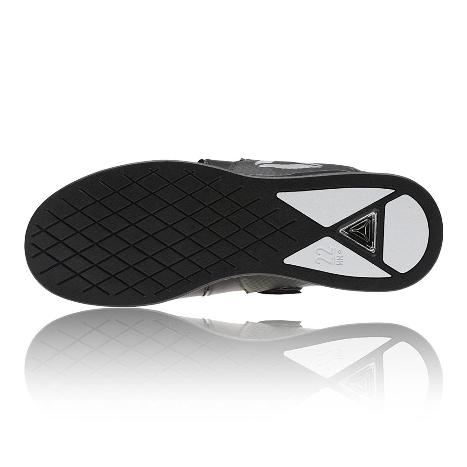 LEGACY LIFTER - Trainings-/Fitnessschuh - black/white/silver B9QdlS
