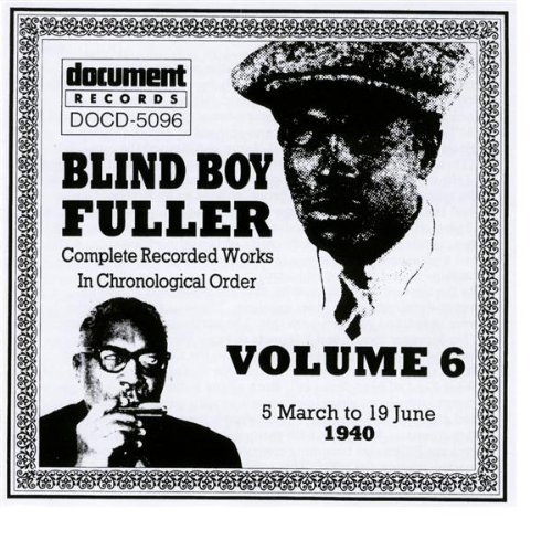 Complete Recorded Works, Vol. 6 1940