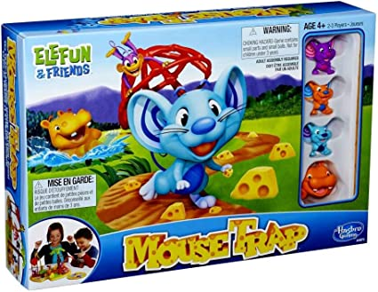 Playing Pieces Mouse Trap 2011 Board Game spares