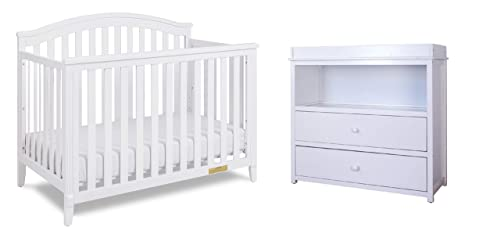 AFG Baby Furniture Kali II 4-in-1 Crib