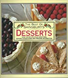 img - for THE BEST OF SAINSBURYS DESSERTS. book / textbook / text book