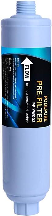 The Best Garden Hose Filter For Chloride Choramines Floride