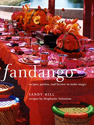 Fandango: Recipes, Parties, and License to Make