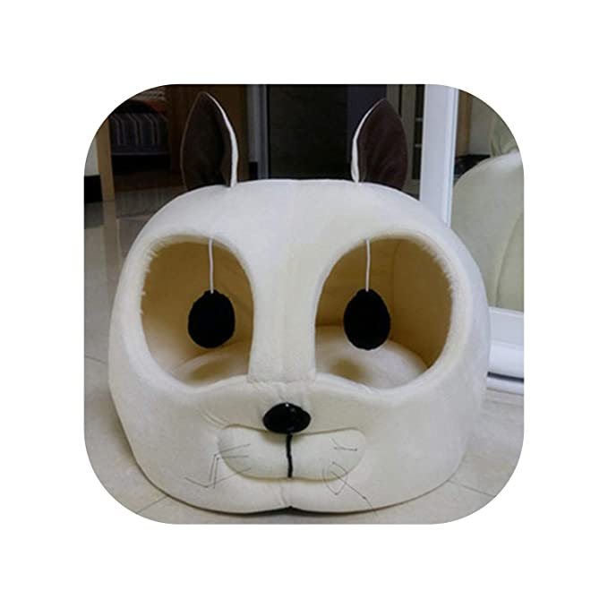 Amazon.com : Soft Warm Cat House Pet Product for Small Dog ...