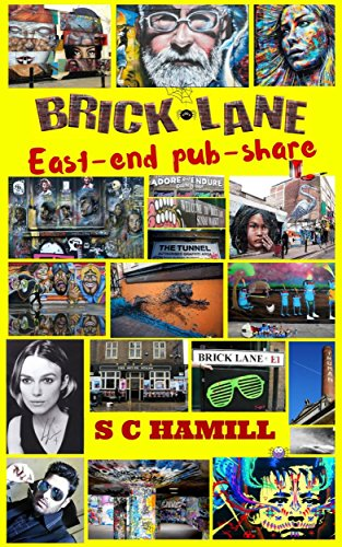 Book: BRICK LANE east-end pub-share by S C Hamill