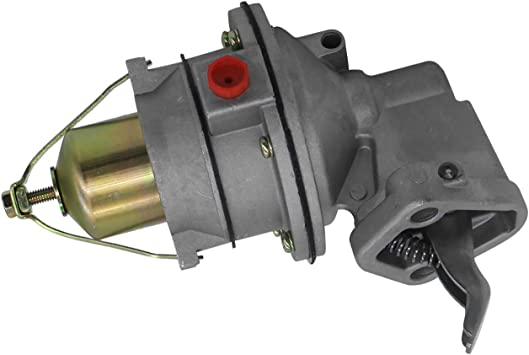 42725A3 Replace 3854858 9-35422 861676A1 8M0073435 3.7L Engines Fuel Pump with Mounting Gasket Compatible with GM Mercruiser Volvo Penta 2.5L 3.0L 18-7282 OMC 861676T09 18-35437