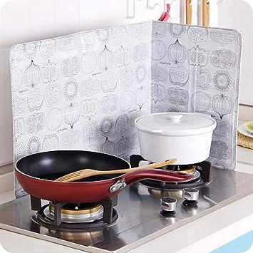 Amazon Com Kitchen Oil Splash Guard Cooking Splash Screen