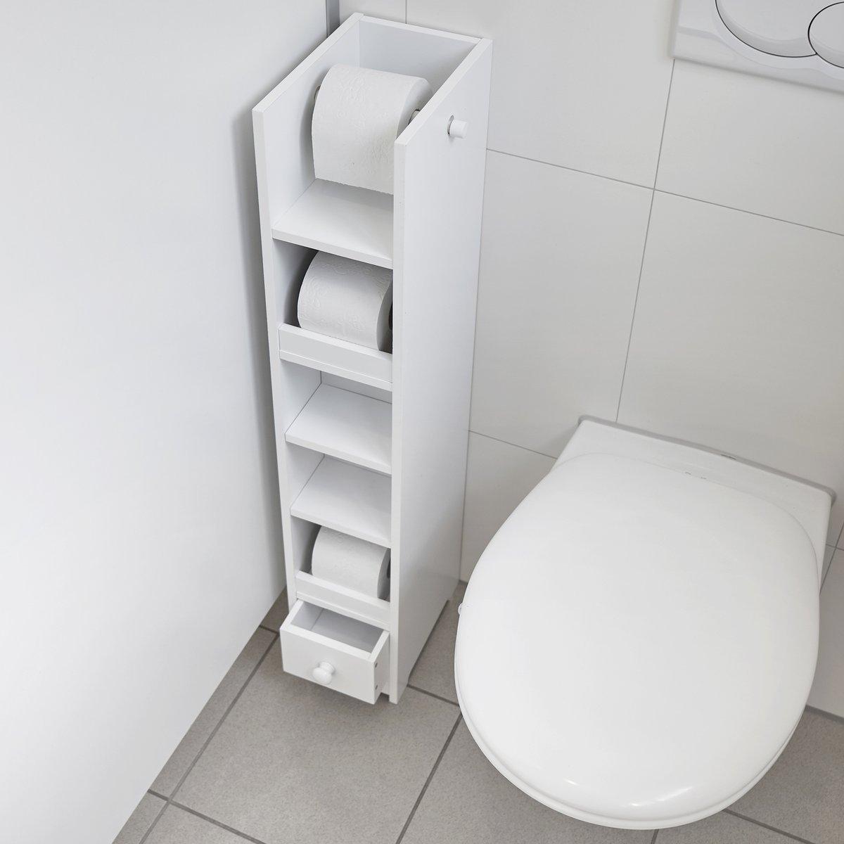 Genialo Wc Papier Regal Modernes Badezimmer Wc Regal Fur