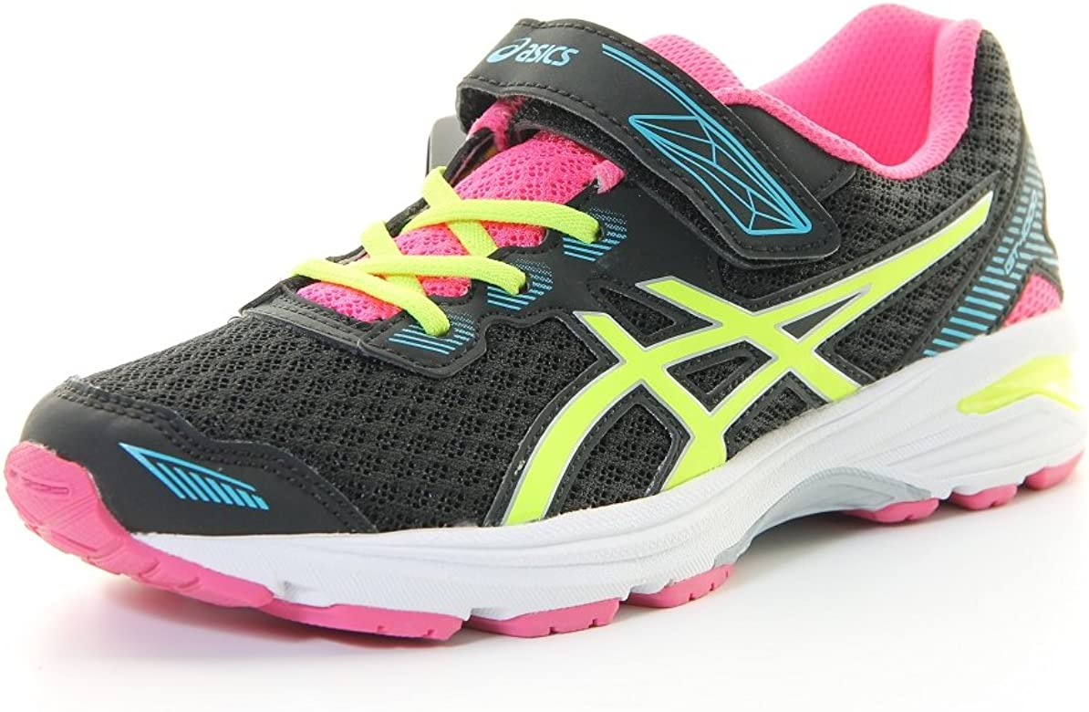Zapatilla Running niña Asics GT-1000 5 PS - 47887 (27): Amazon.es ...