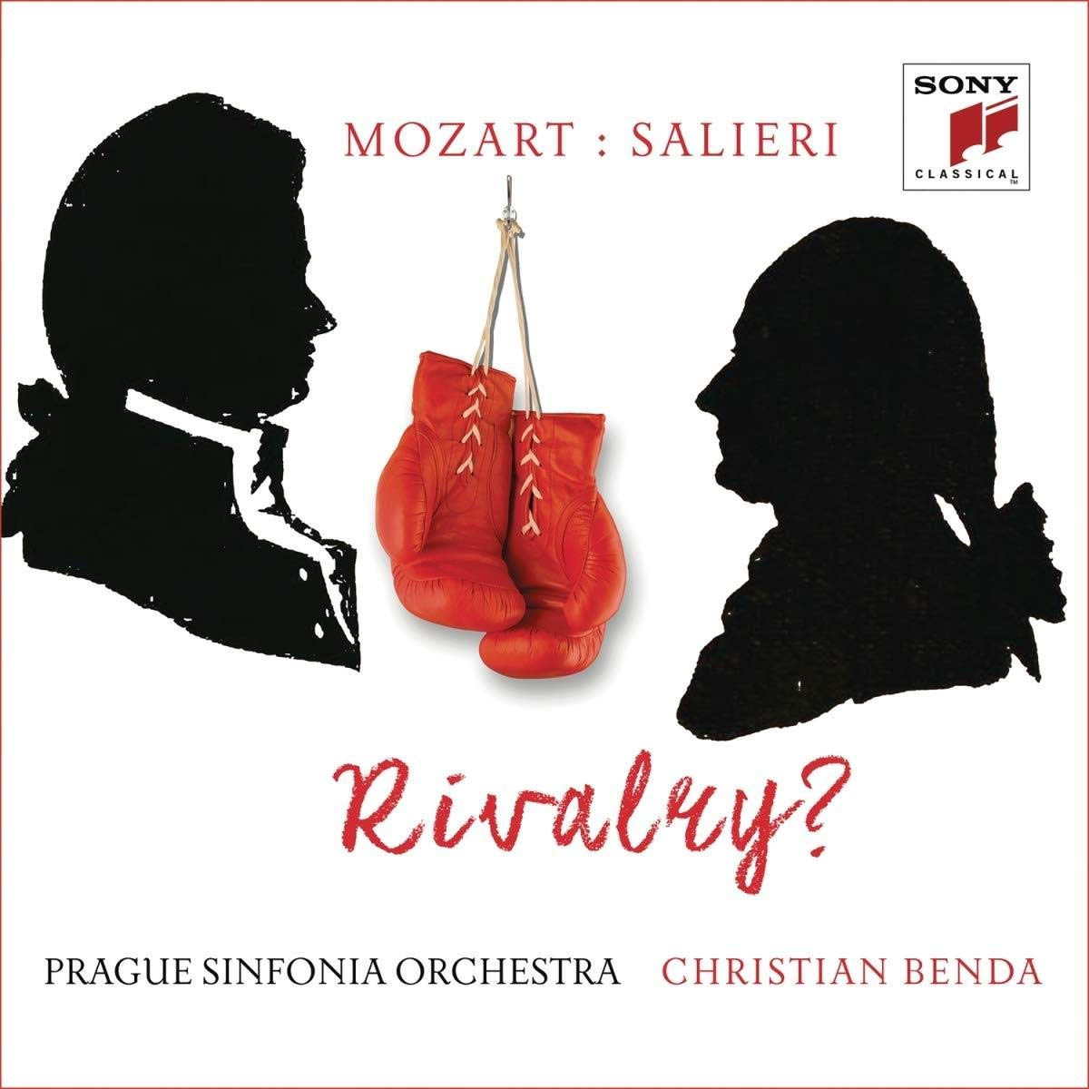 Mozart Versus Salieri: Rivalry? - Prague Sinfonia Orchestra, Christian  Benda, Wolfgang Amadeus Mozart, Antonio Salieri, Christian Benda:  Amazon.de: Musik