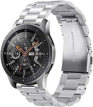 Aimtel Für Samsung Galaxy Uhr Uhrenarmband 22mm Solid Elektronik