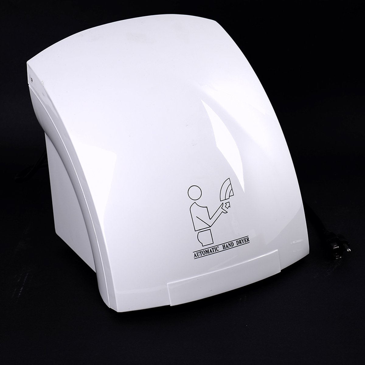 Household Hotel Automatic Infared Sensor Hand Dryer Bathroom Hands Drying Device