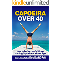 Capoeira Over 40 book cover