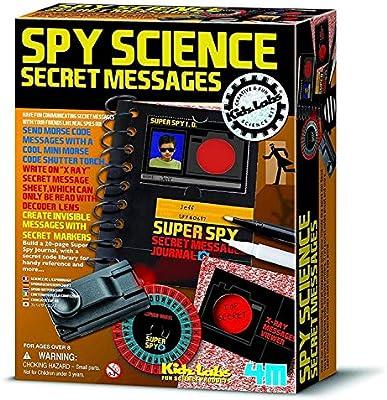 004M3295 Secret Messages 4M