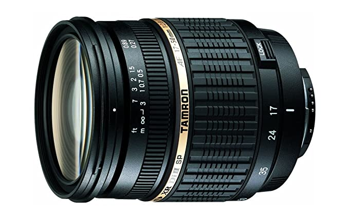 Tamron SP AF17 50mm F/2.8 XR Di II LD Aspherical [IF] Lens for Canon DSLR Camera Camera Lenses