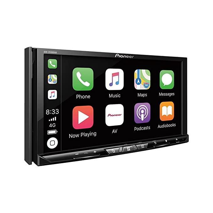Pioneer AVH-Z9100DABAN Negro Bluetooth - Radio para coche (Negro, 2 DIN, CD,DVD, NTSC,PAL, Android,iOS, SD): Amazon.es: Coche y moto