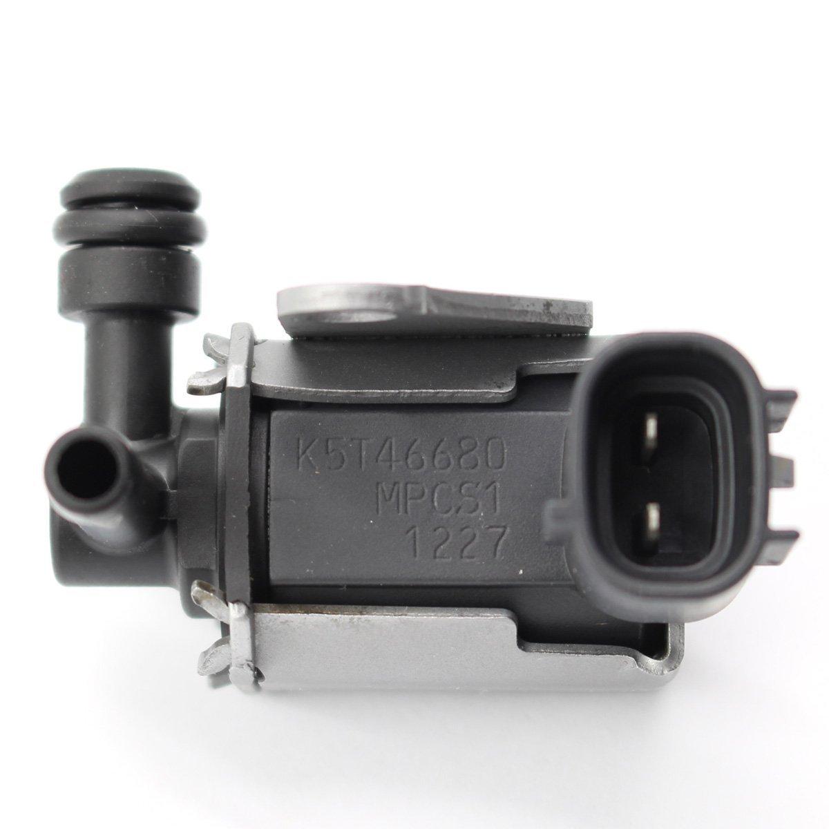 Triumilynn Vapor Canister Purge Control Solenoid Valve K5T46680 Fits Honda Civic CR-V 36162 RUIAHC