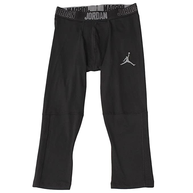 4dea3a6606f NIKE Jordan Dry 23 Alpha 3/4 Men's Training Tights at Amazon Men's ...