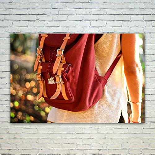 Westlake Art Poster Print Wall Art - Bag Handbag - Modern Pi