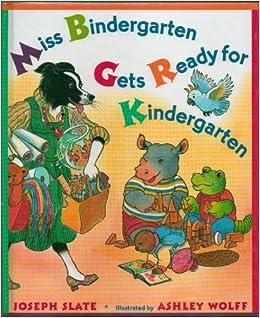 Image result for Ms. Bindergarten Gets Ready for Kindergarten