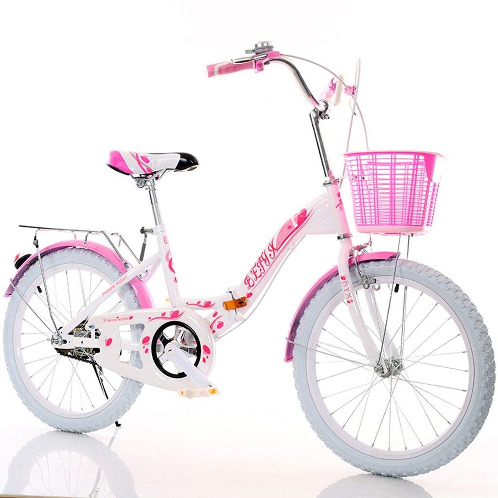 QFF クリエイティブ自転車、ダンピングガール自転車ライト自転車ボーイマウンテン自転車ノンスリップチャイルド自転車80 * 130CM ZRJ (色 : ピンク ぴんく) B07D3765NR ピンク ぴんく ピンク ぴんく