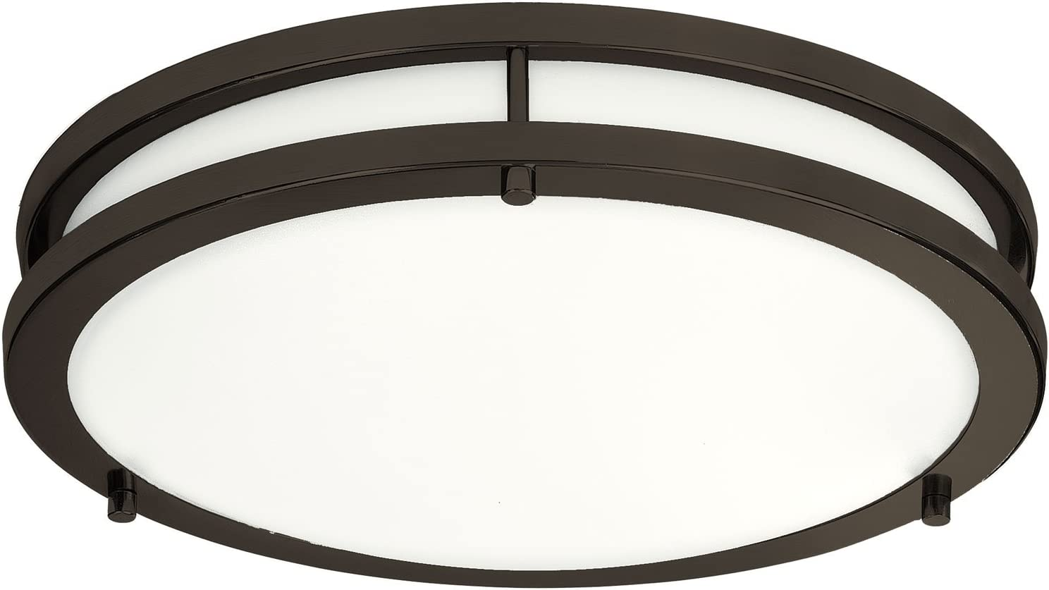 LB72121 LED Flush Mount Ceiling Light, 12 inch, 15W