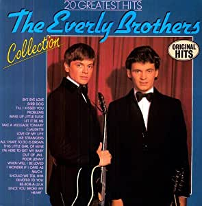 everly latino personals Complete your phil everly record collection discover phil everly's full discography shop new and used vinyl and cds.